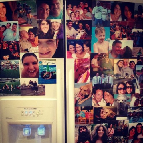 Fridge instagram