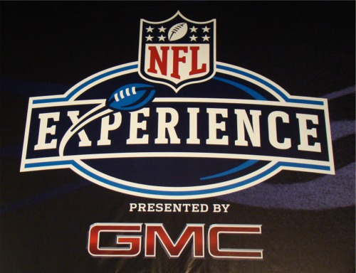 Superbowl nfl experience