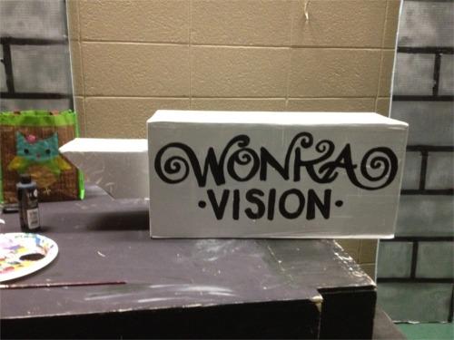 Wonka vision