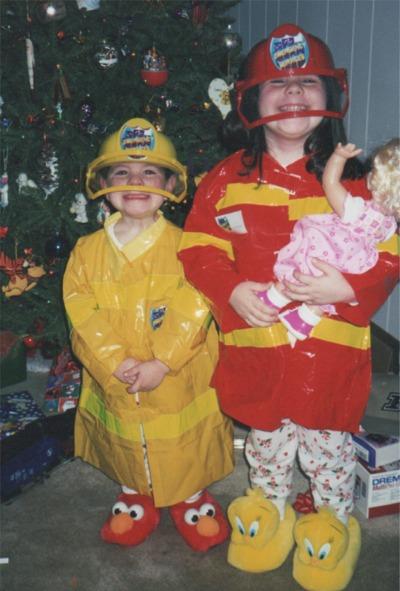 16 riley fireman