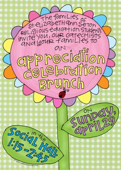 Seas brunch invite