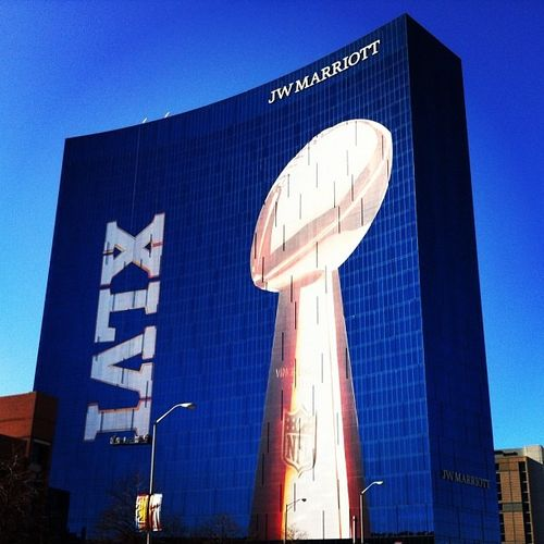 Superbowl jwmarriott