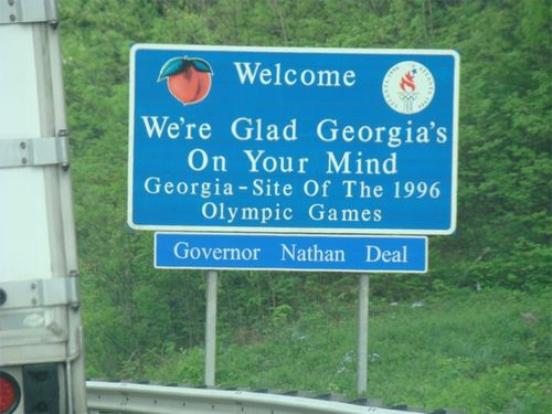 Roadtrip georgia