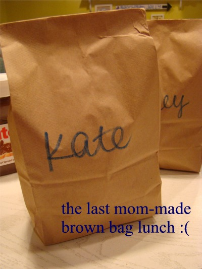 Kate lunch