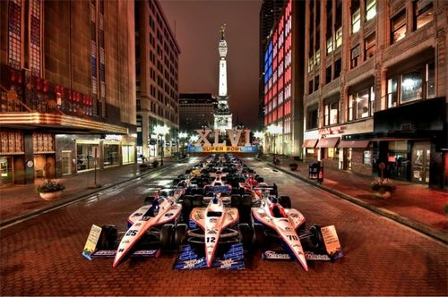 Superbowl indy car pic