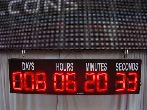 Superbowl countdown