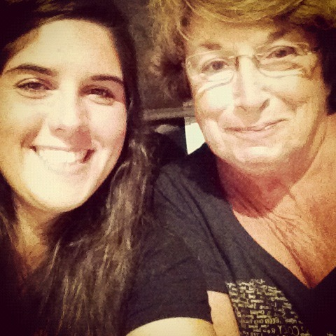 Kate and maw