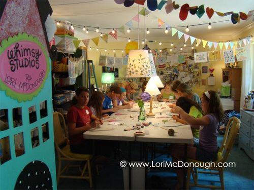 Cc kids crafting