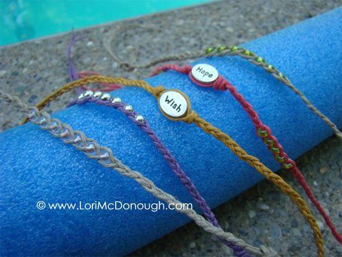 Cc bracelets