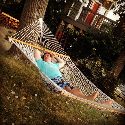 Summer 12 hammock