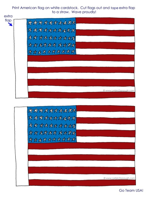 Accomplished image pertaining to printable us flags