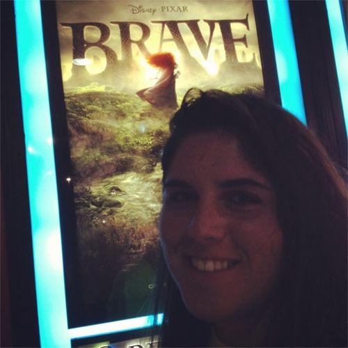 Kate brave