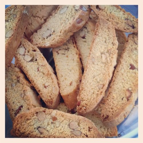 Moms biscotti