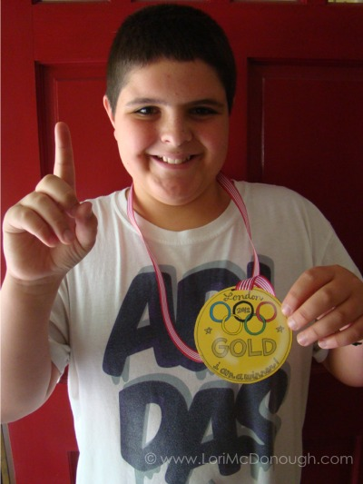 Olympics griff