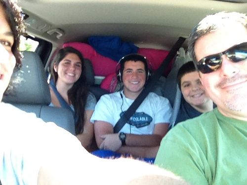 Kate road trip