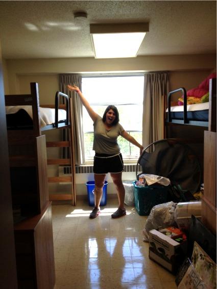 Kate dorm sweet dorm