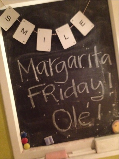 Marg friday sign