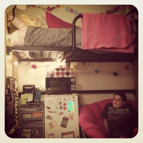 Dorm room kate