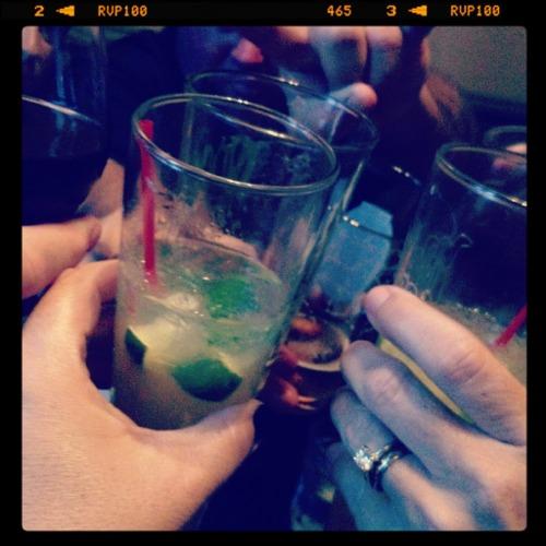 Sisters woodys cheers
