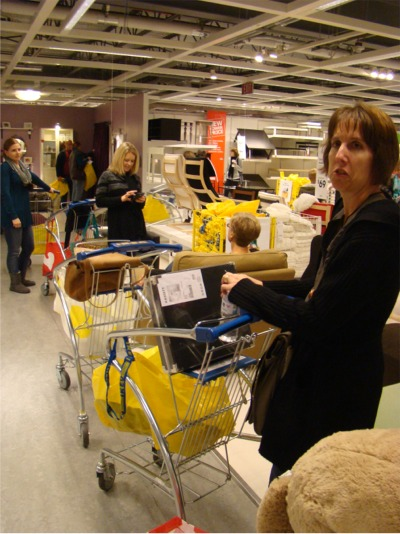 Ikea 12 parade of carts