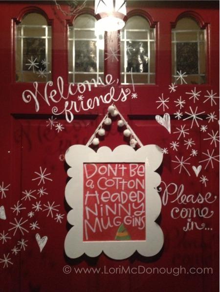 2012 open studio door