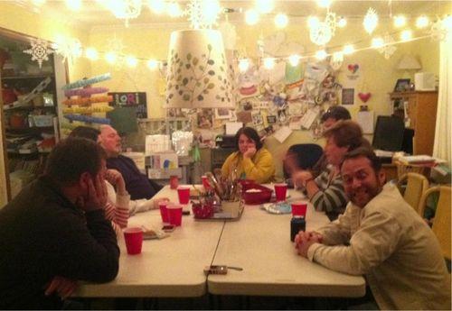 Studio dining