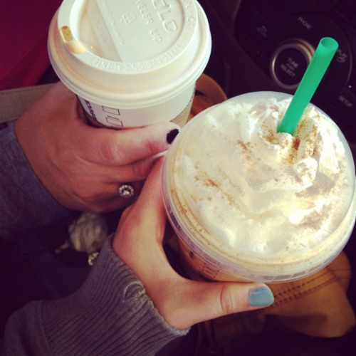 Pumpkin spice with kate