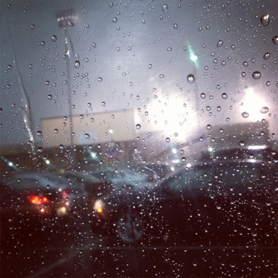 Homecoming rain out
