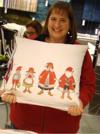 Ikea 12 chris pillow