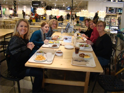 Ikea 12 lunch