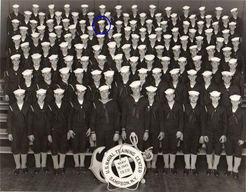 Poppop navy group