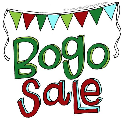 Bogo sale holidays