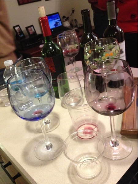 Wowo wine glasses