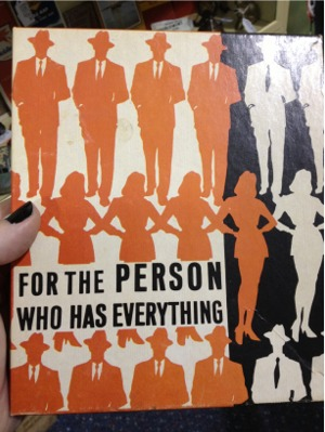 Person who has everything1