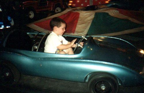 Little riley state fair car