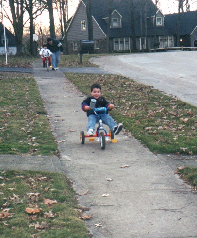 Little riley tricycle
