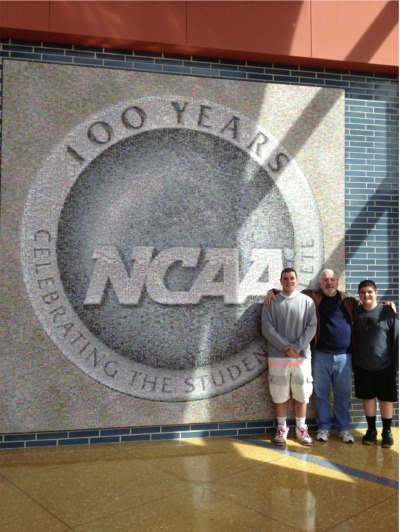 Ncaa hall of champions