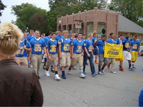 Ri homecoming parade 12