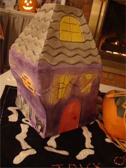 Kate halloween house