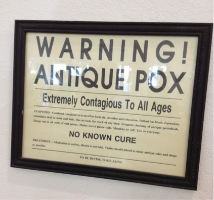 Antique pox