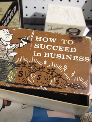 How to succeed1