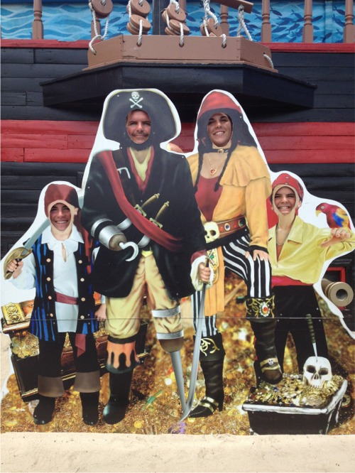 Family of pirates