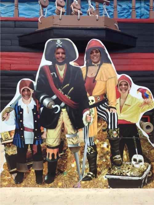 Family of pirates