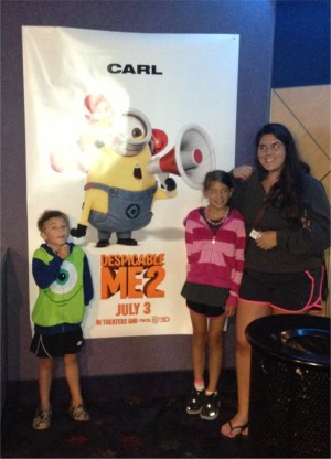 Nanny mcd despicable me