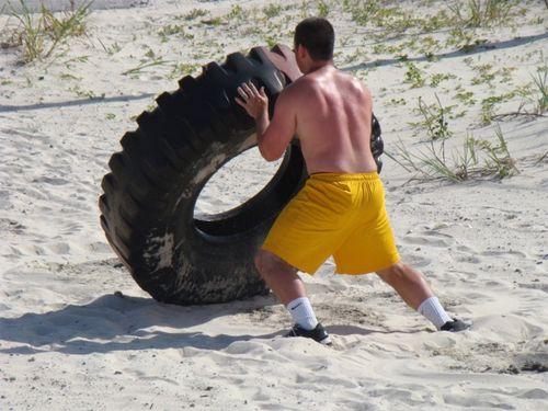 Strongman riley