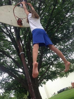 Nanny mcd slam dunk