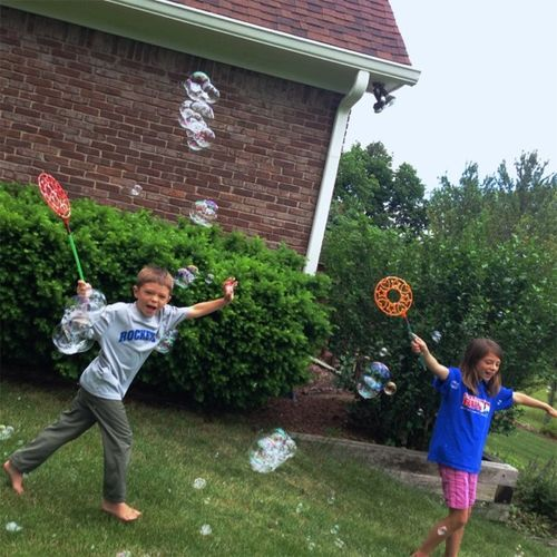 Nanny mcd bubbles