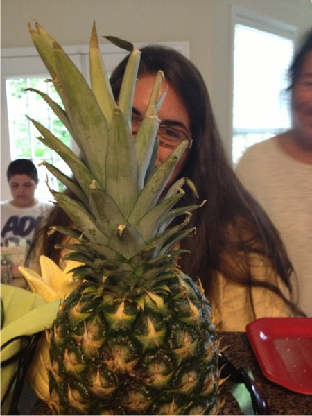 Pineapple kate