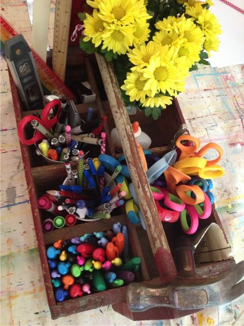 Studio tool box