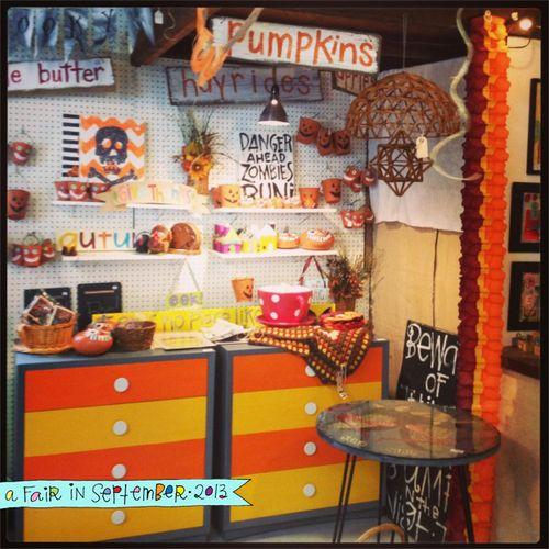 A Fair in September Halloween